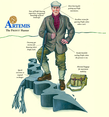 Artemis – The Profit Hunter