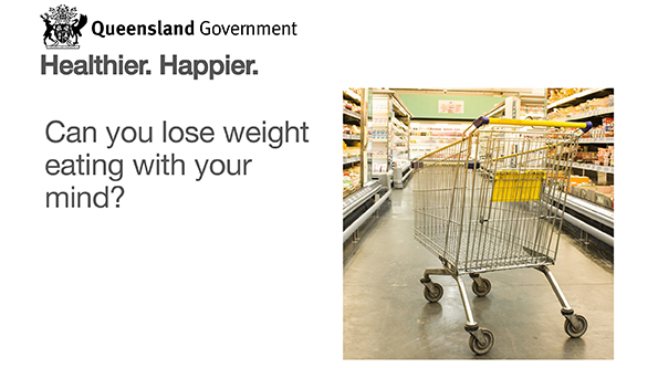 Can you lose weight eating with your mind? - Healthier. Happier.